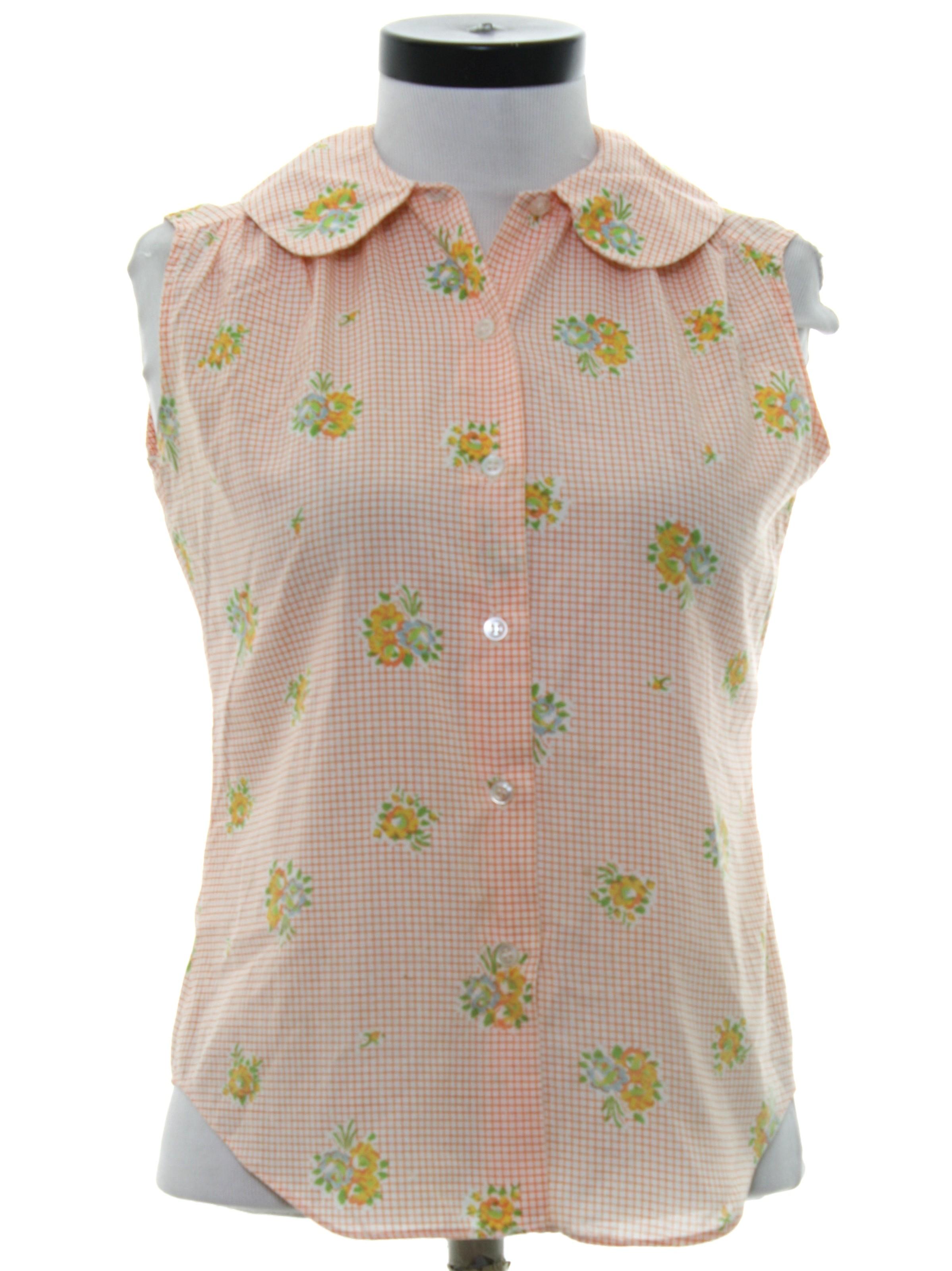 048c763eb1c 1960's Womens Shirt
