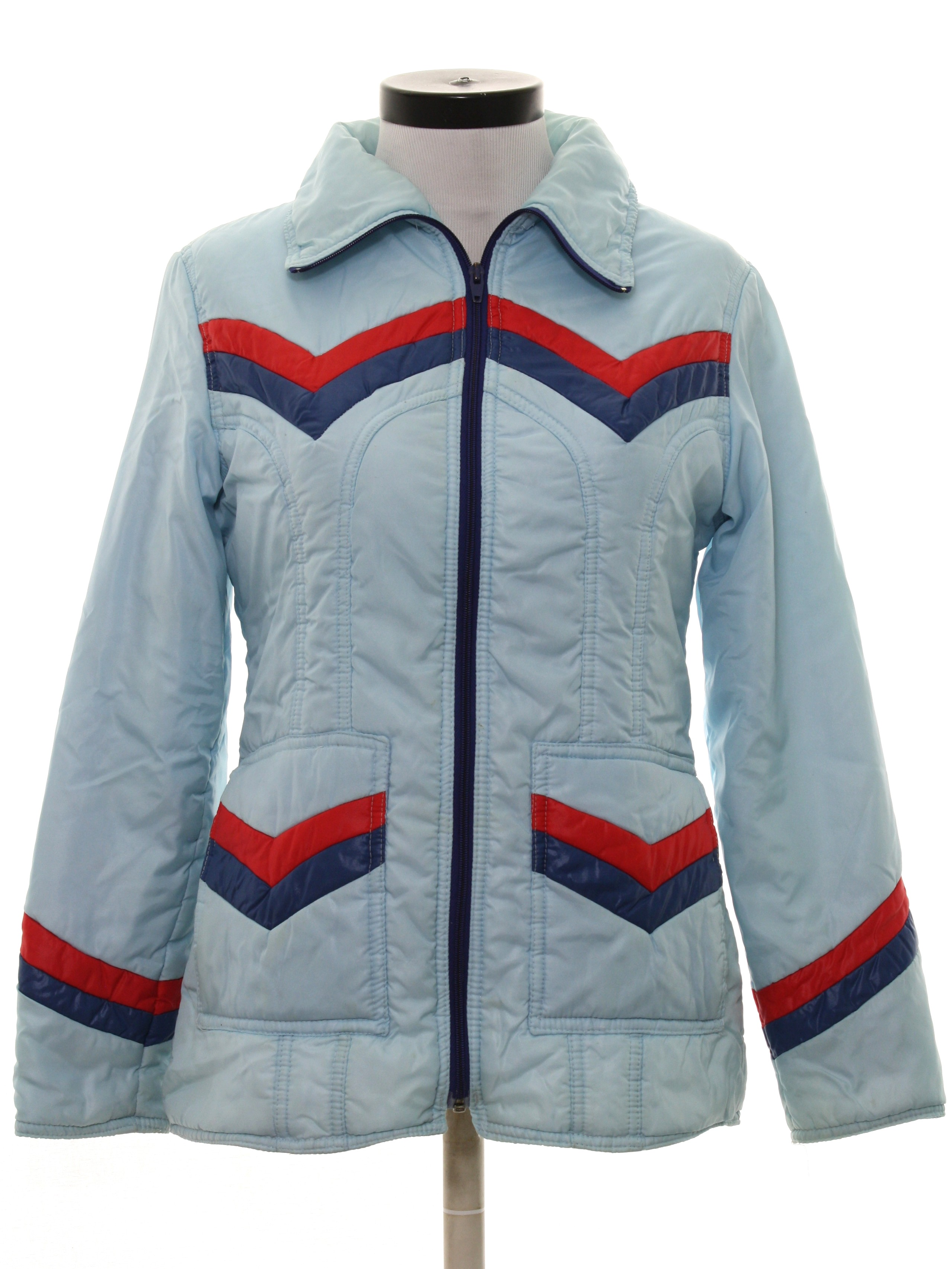 1970 S Jacket Action Wear Late 70s Or Early 80s Action