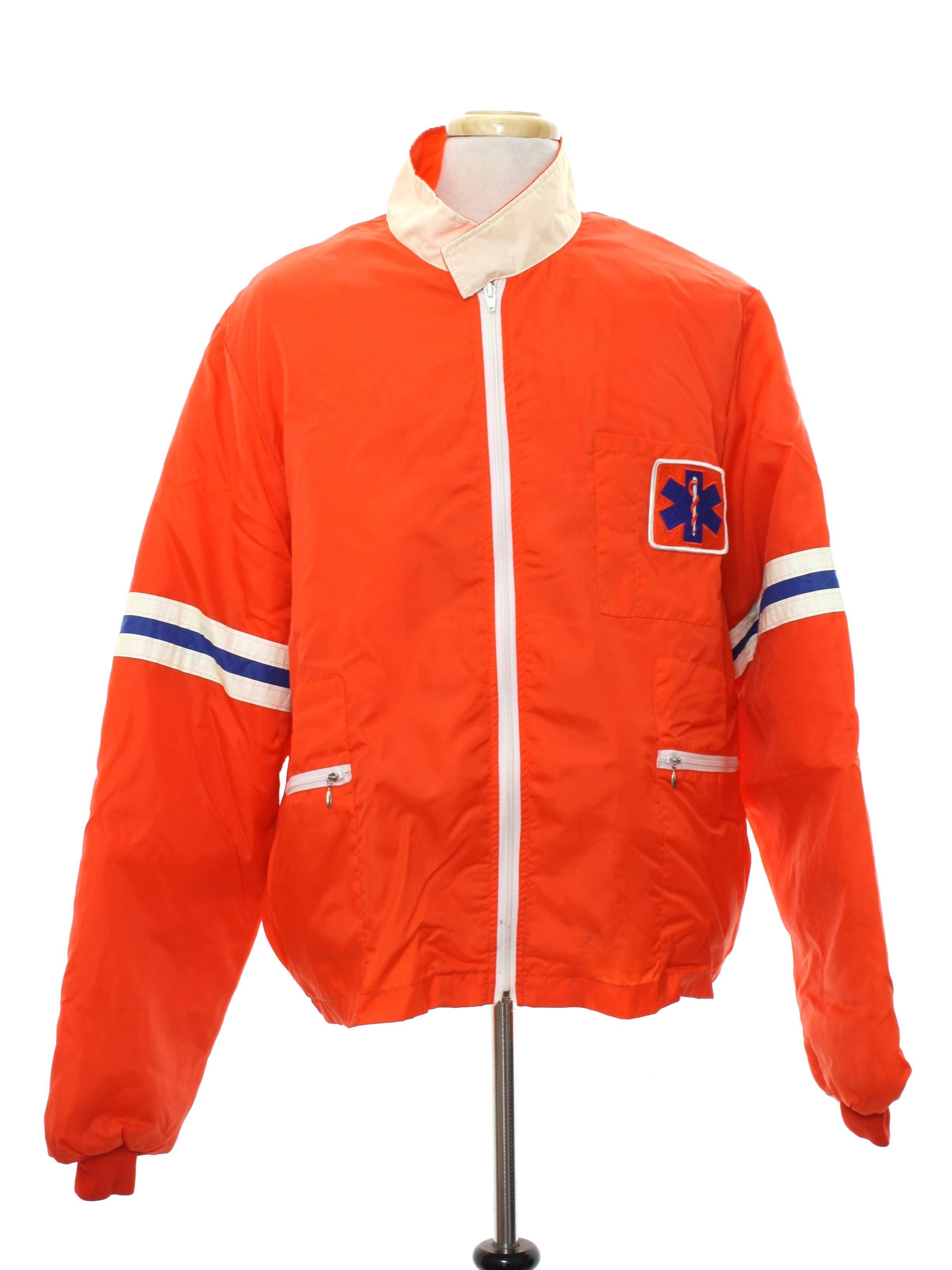 Dyna Med Inc 80 S Vintage Jacket 80s Dyna Med Inc