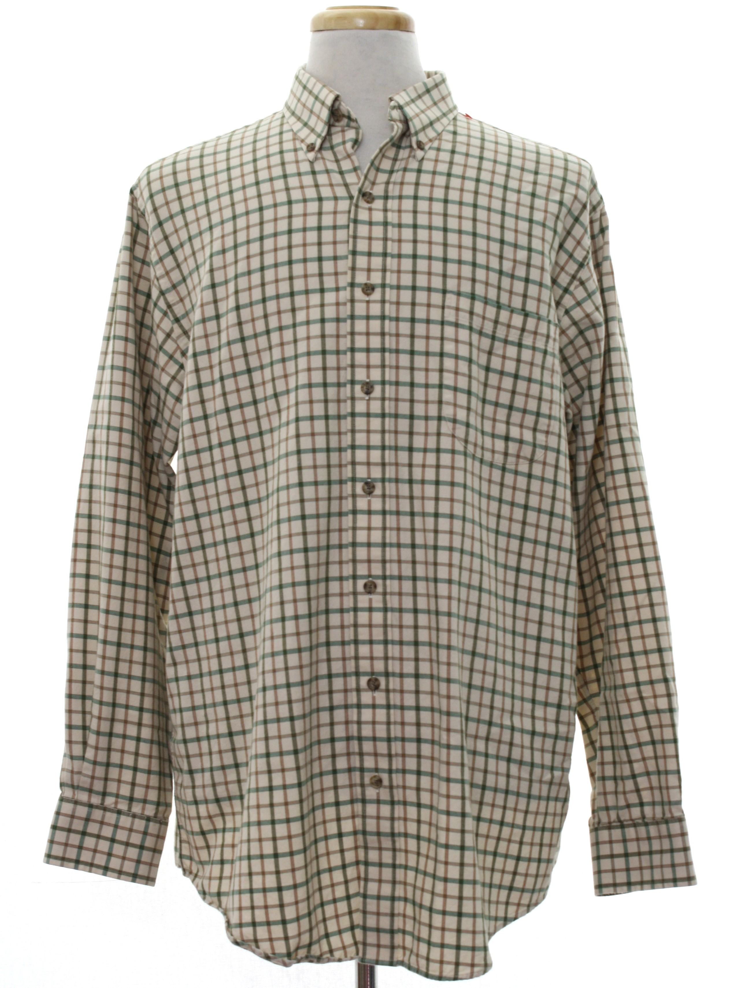 Mens Large Tall Flannel Shirts