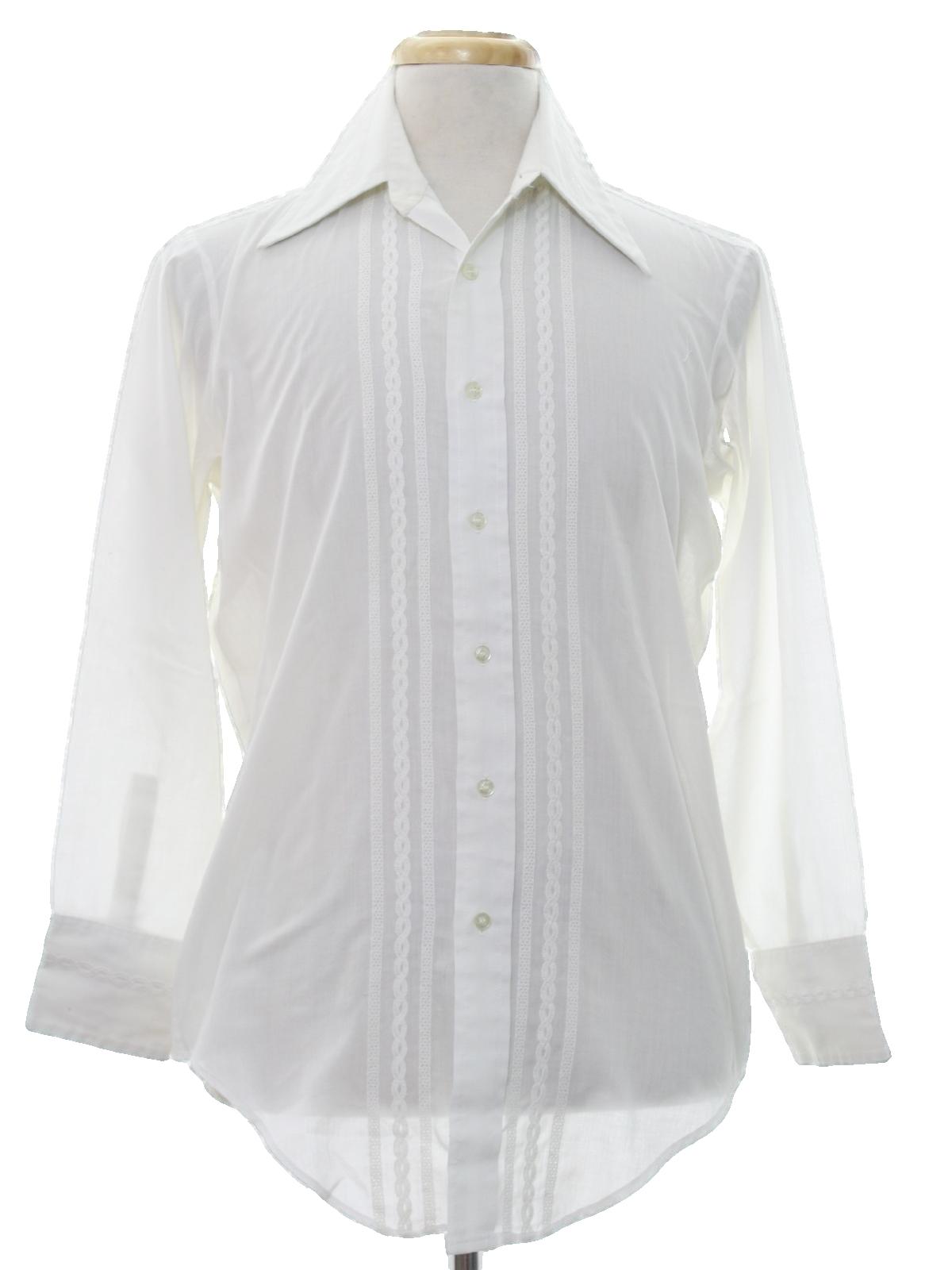 ... vintage karman mens cowboy western on front shirt embroidered ...