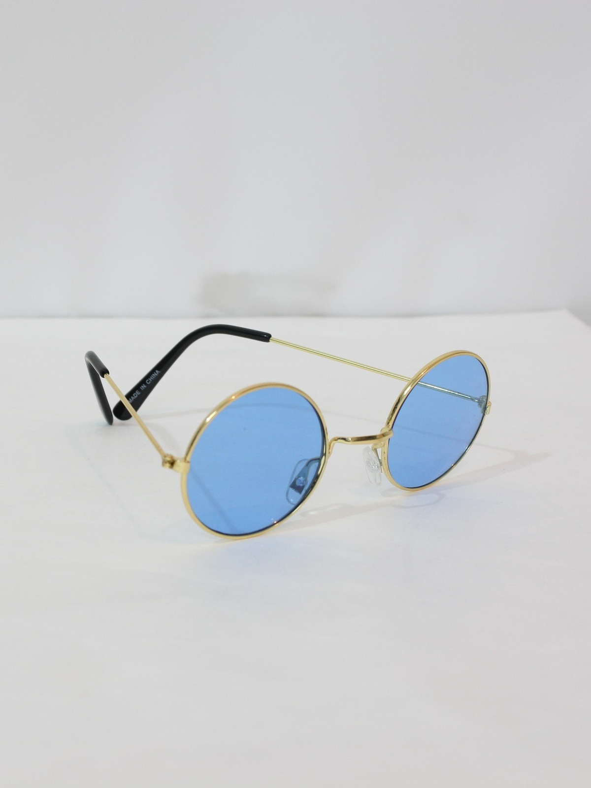 1970\'s Glasses (Round Hippie Glasses): 70s style (made recently ...