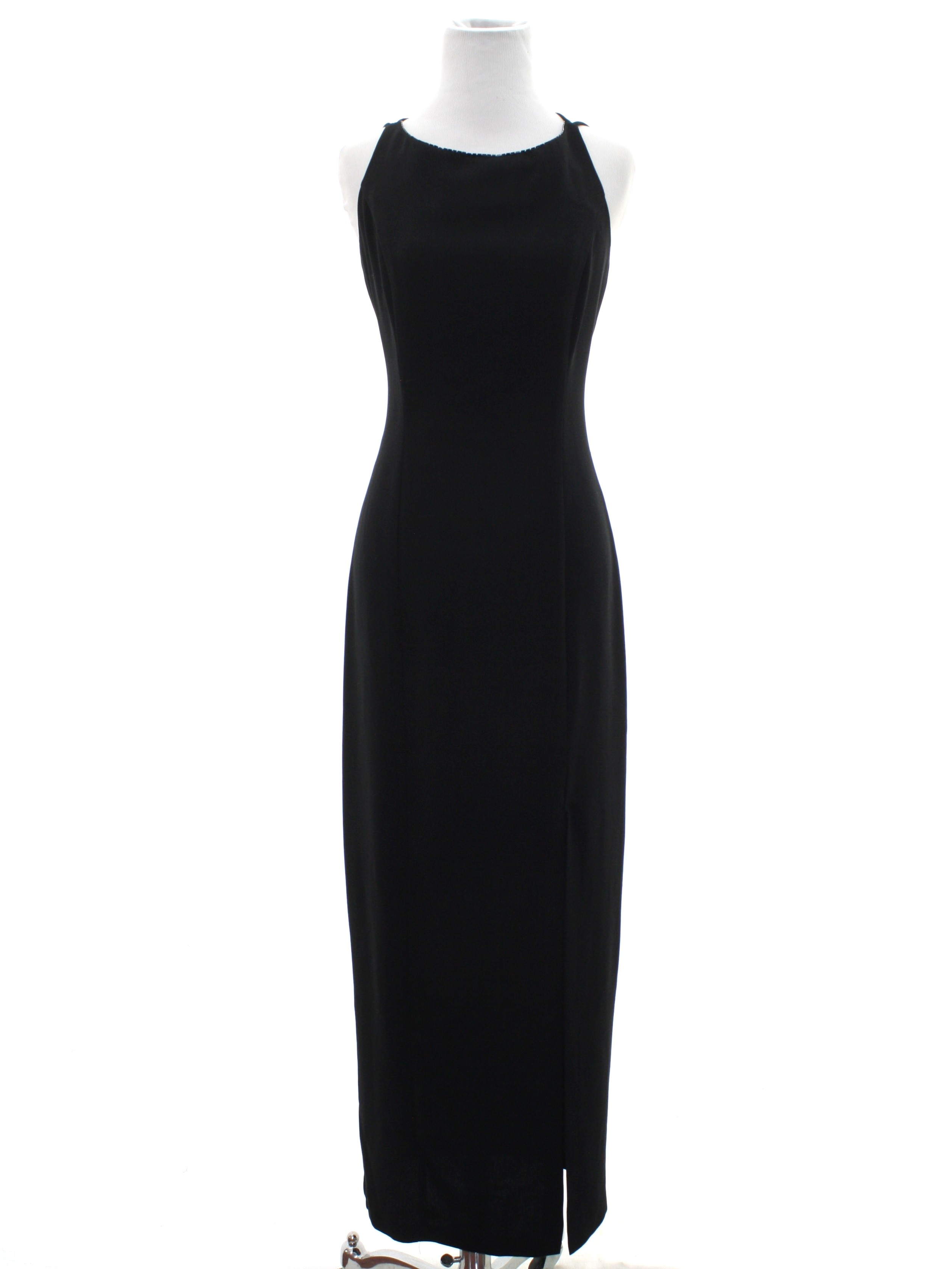 39a957a1ec 1990's Rampage Prom Or Cocktail Maxi Dress $44.00 In stock. Item No. 321145