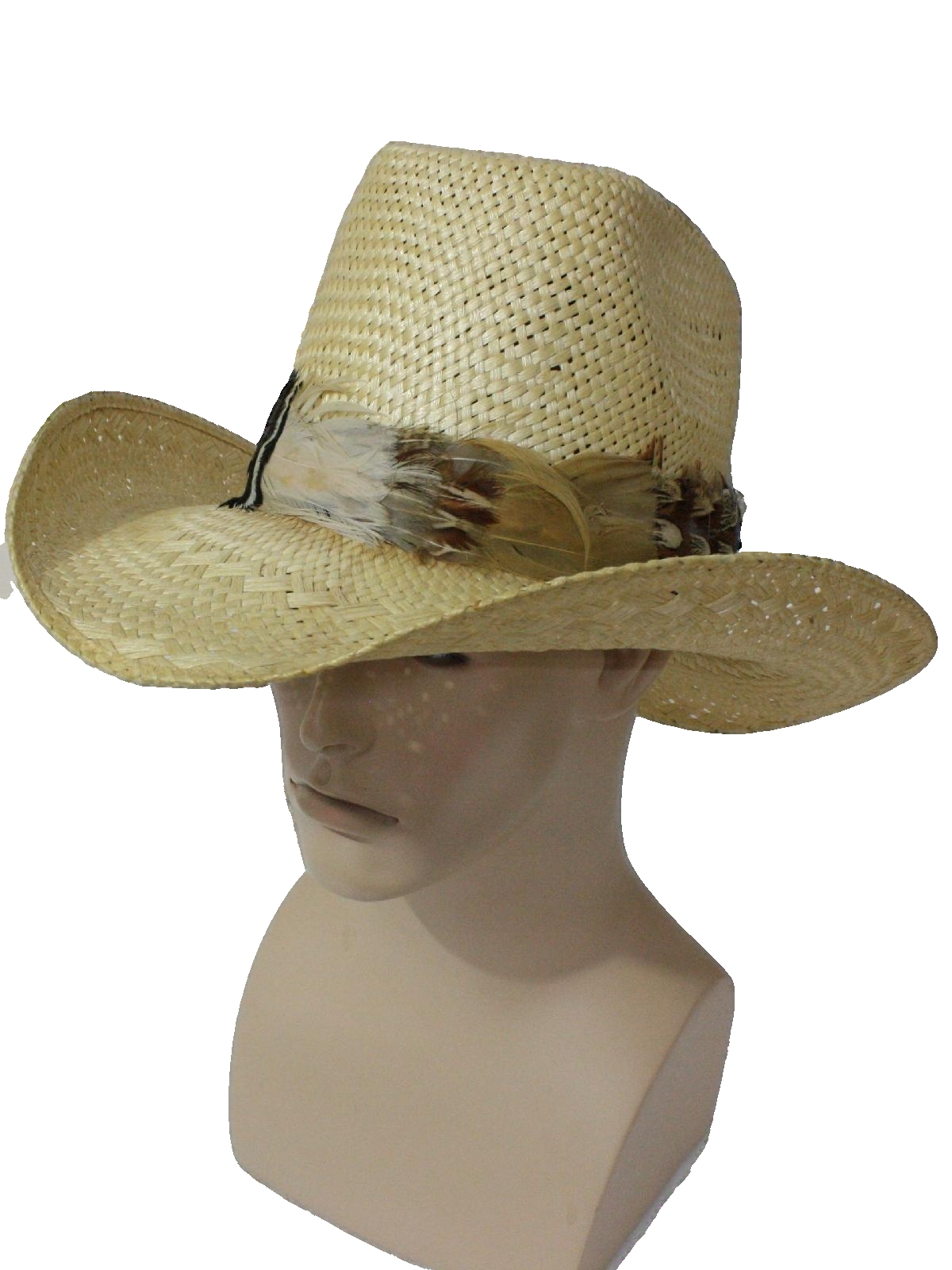 Retro 1970s Hat  Late 70s or Early 80s -Resistol Stagecoach- Mens ... dd9c60935c59