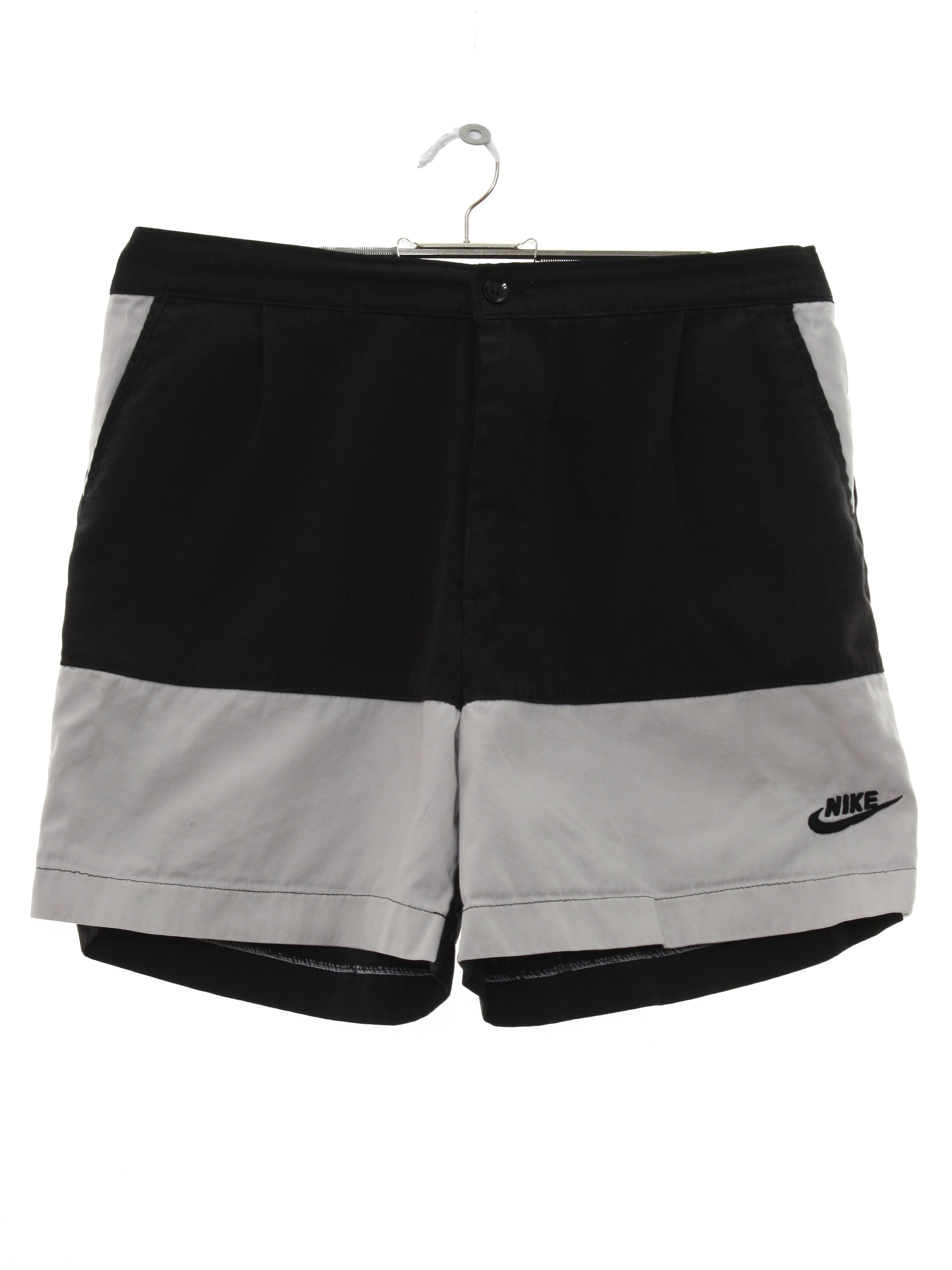 22f9442e80 1980's Vintage Nike Shorts: Late 80s or Early 90s -Nike- Mens ...