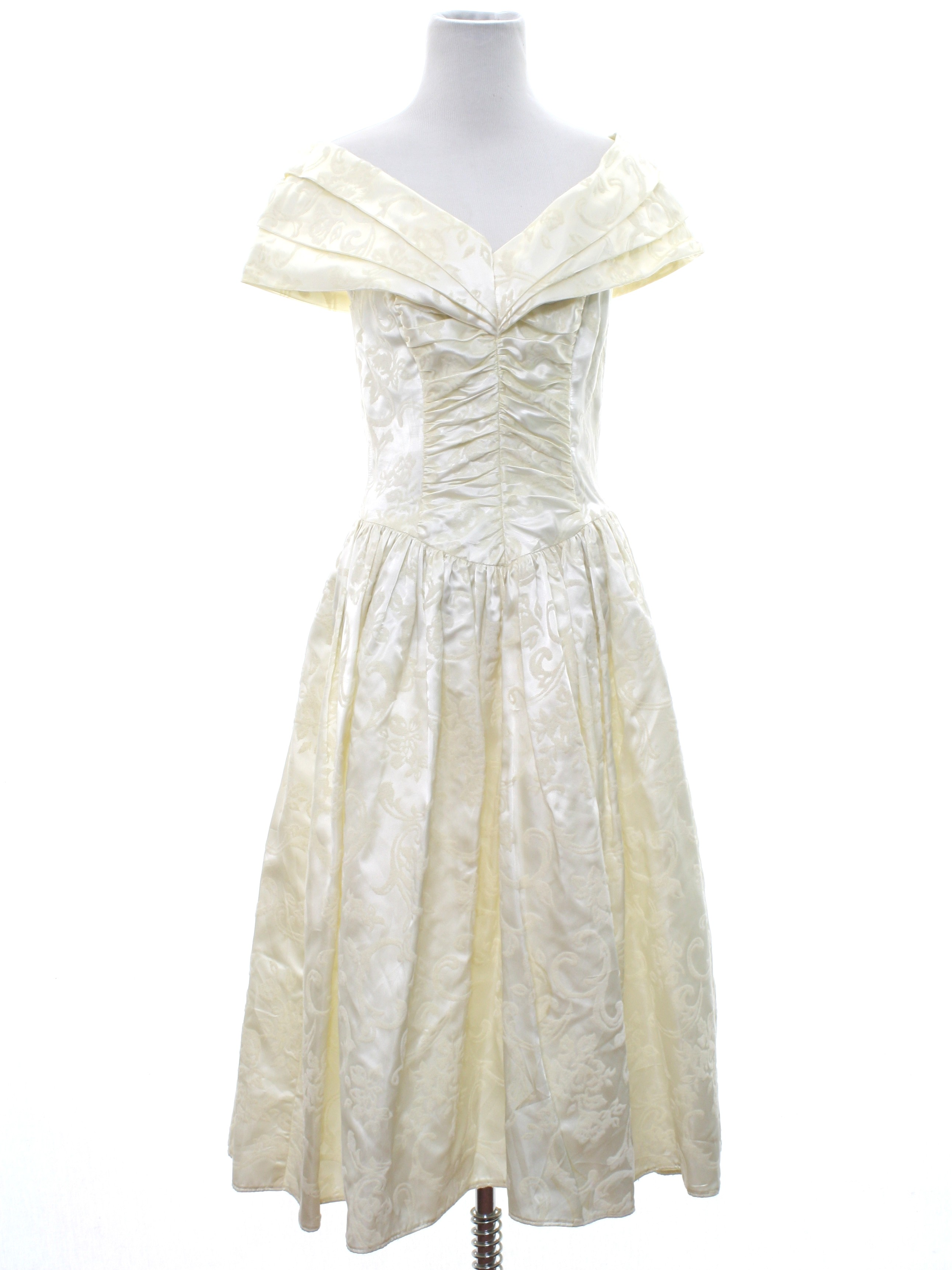 shop jessica mcclintock wedding dresses s Gunne Sax by Jessica McClintock Designer Totally 80s Prom Cocktail or Wedding Dress 85 00 Not in stock Item No