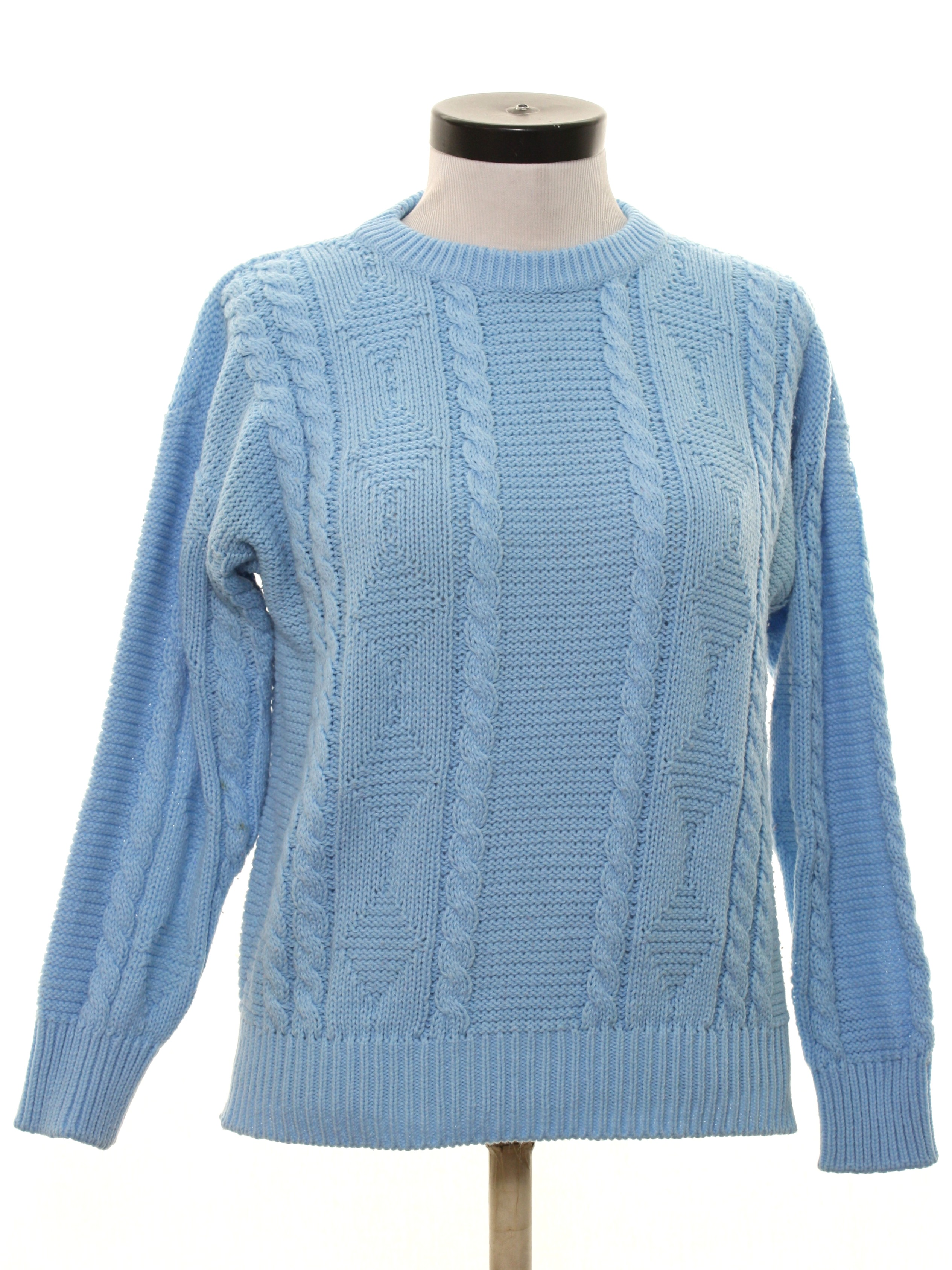 Retro 1960s Sweater 60s Style Made In Late 70s Gerard