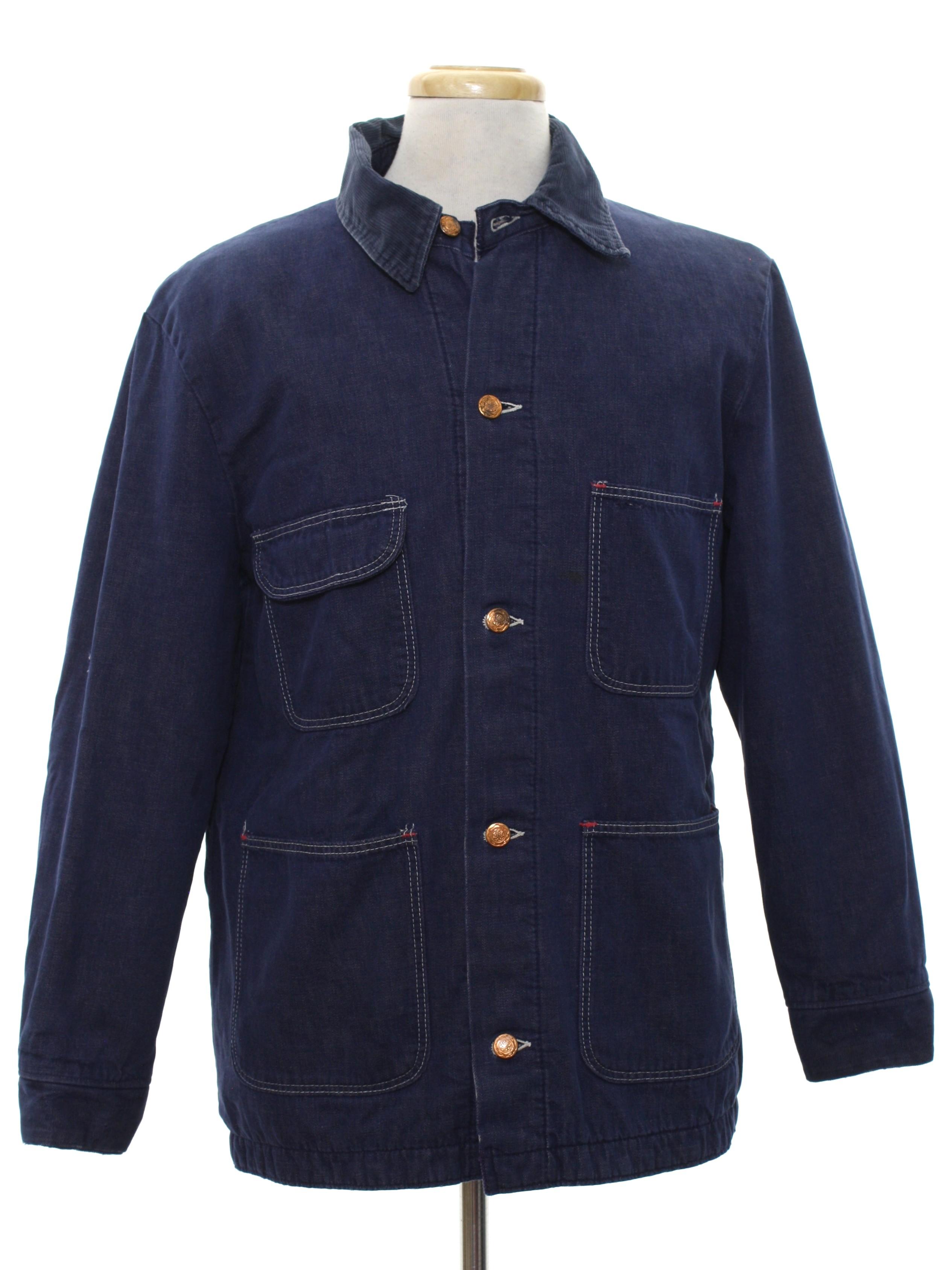 Blue Bell Inc. Eighties Vintage Jacket: 80s -Blue Bell Inc.- Mens ...