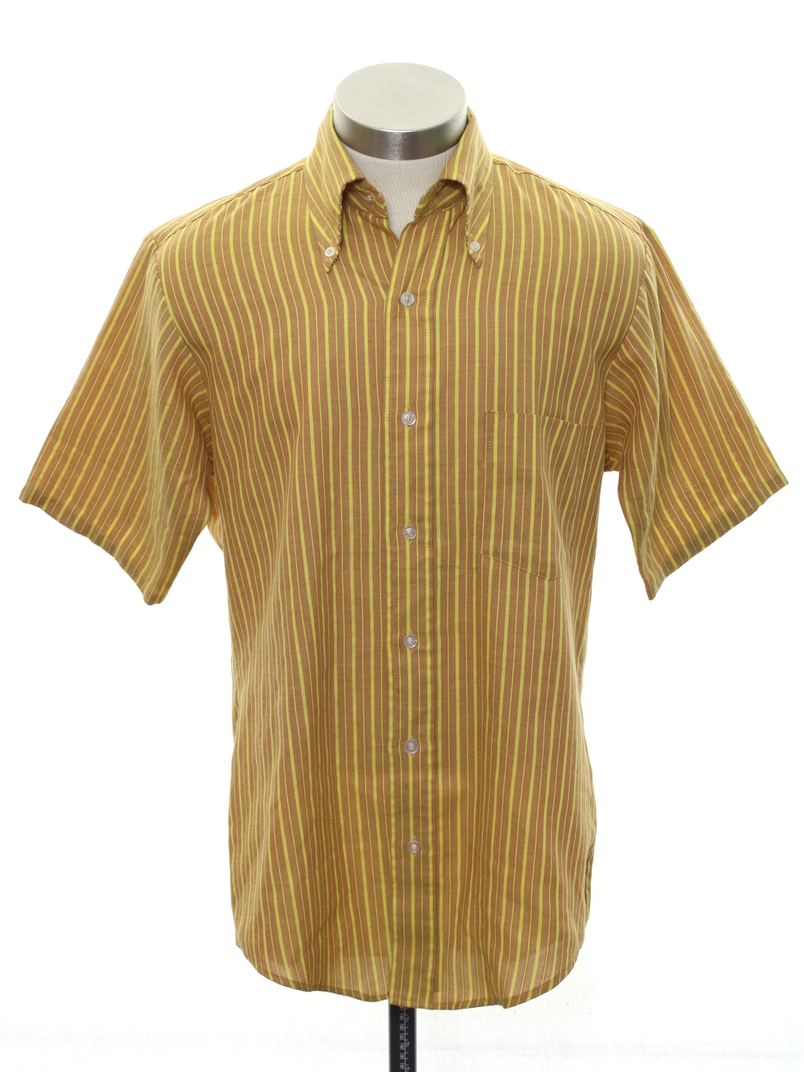 Mens 70s Shirt