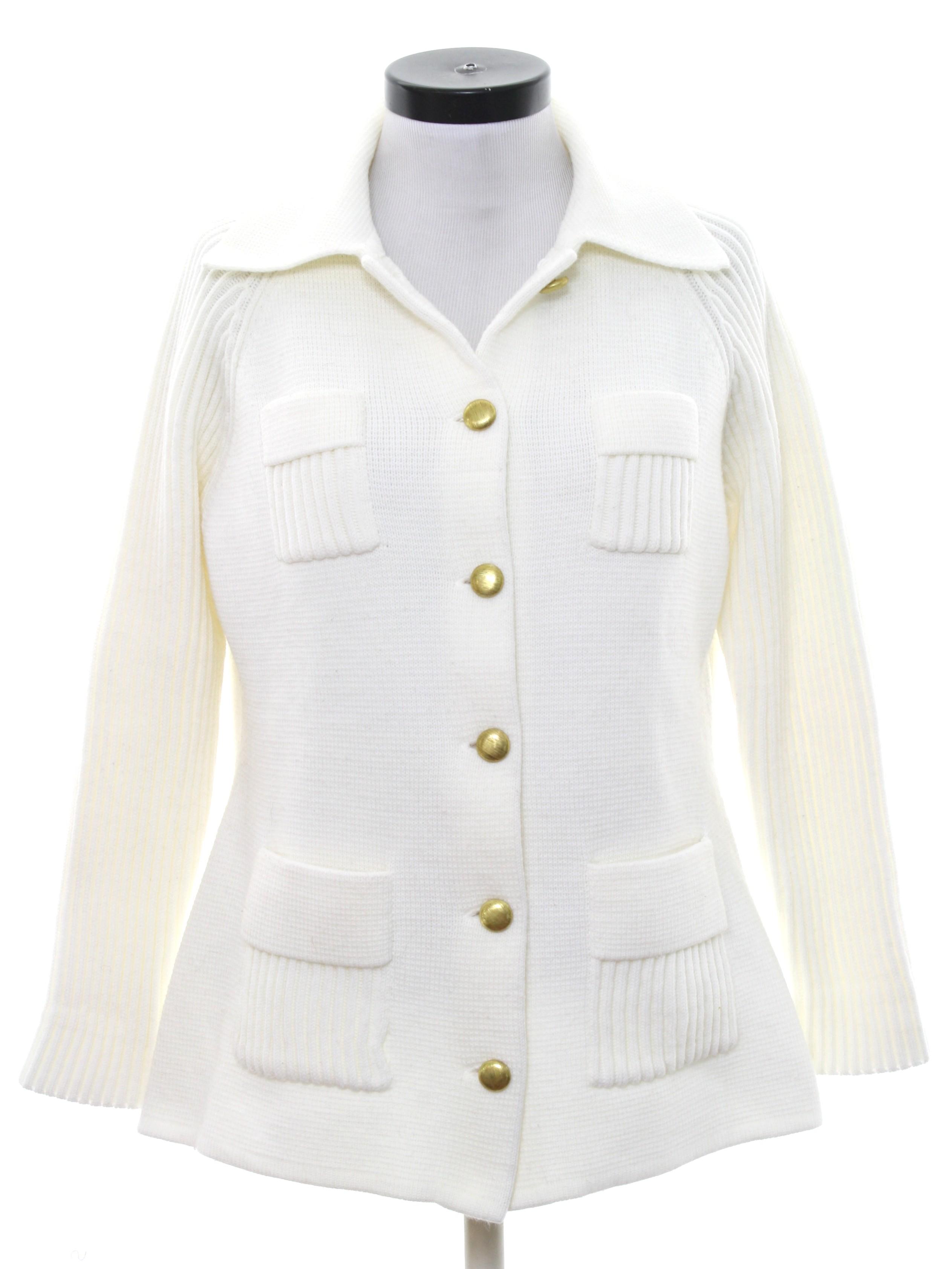 Montgomery Ward 70's Vintage Jacket: 70s -Montgomery Ward- Womens ...