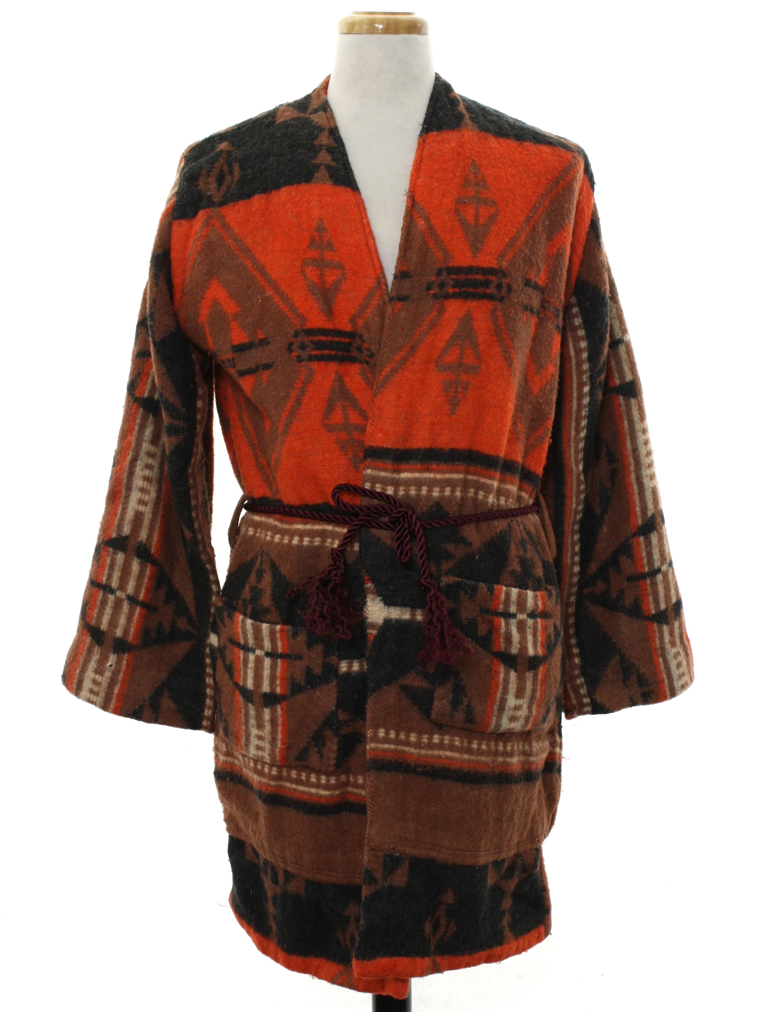 choose official Buy Authentic buying now 1930's Mens Robe