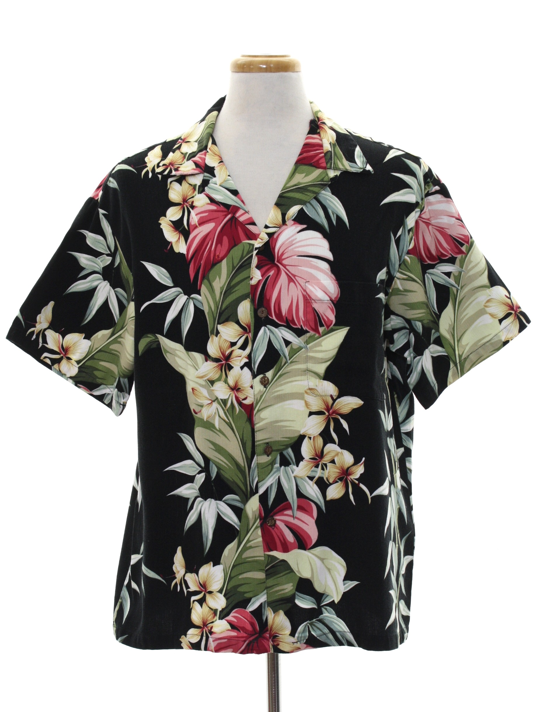 e727dc465 1990's Iolani Made in Hawaii Mens Hawaiian Shirt $32.00 In stock. Item No.  336145-MM15912