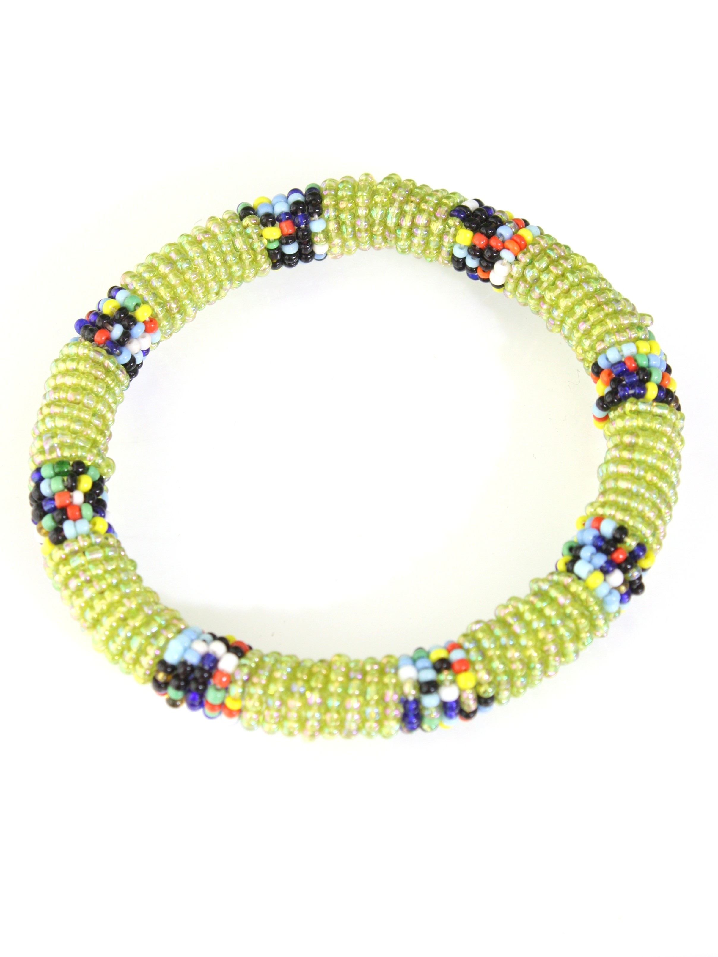 d5006c54fa4 Vintage 90s Bracelet: 90s -No Mark- Womens light green background ...