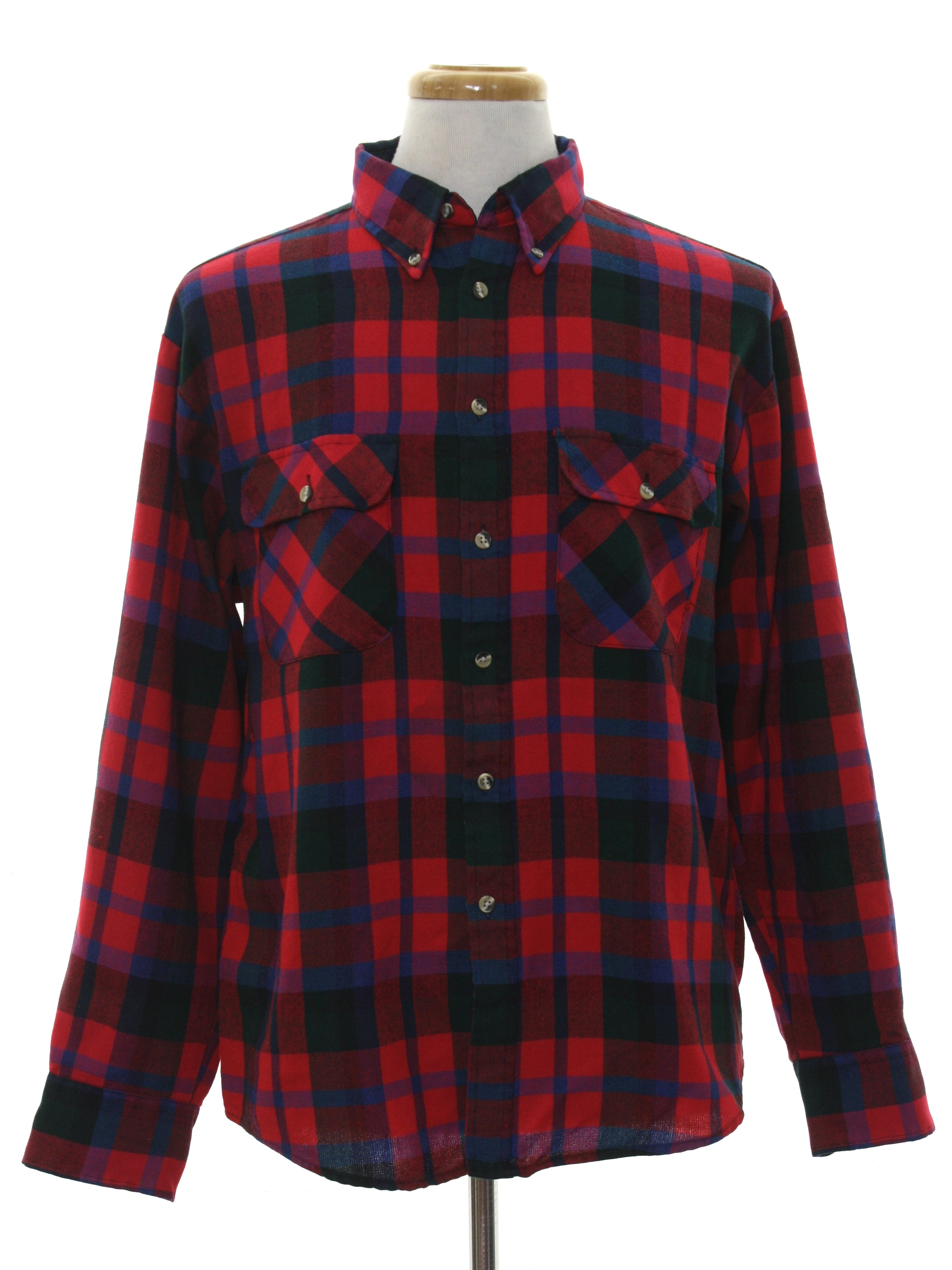 Vintage Current Editions Eighties Shirt 80s Current Editions Mens