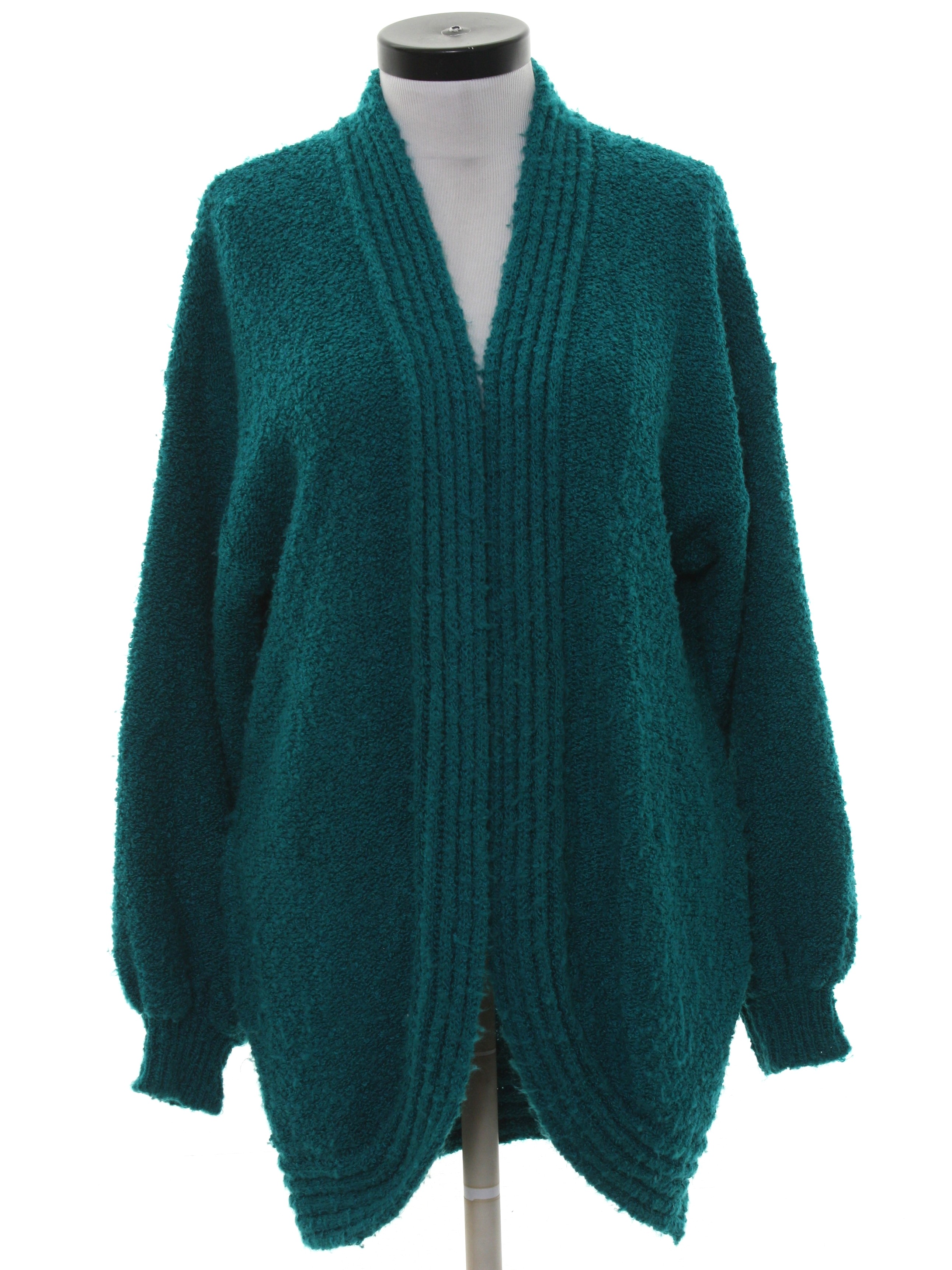 38264e05fe 1980 s PB Collections Womens Cardigan Sweater