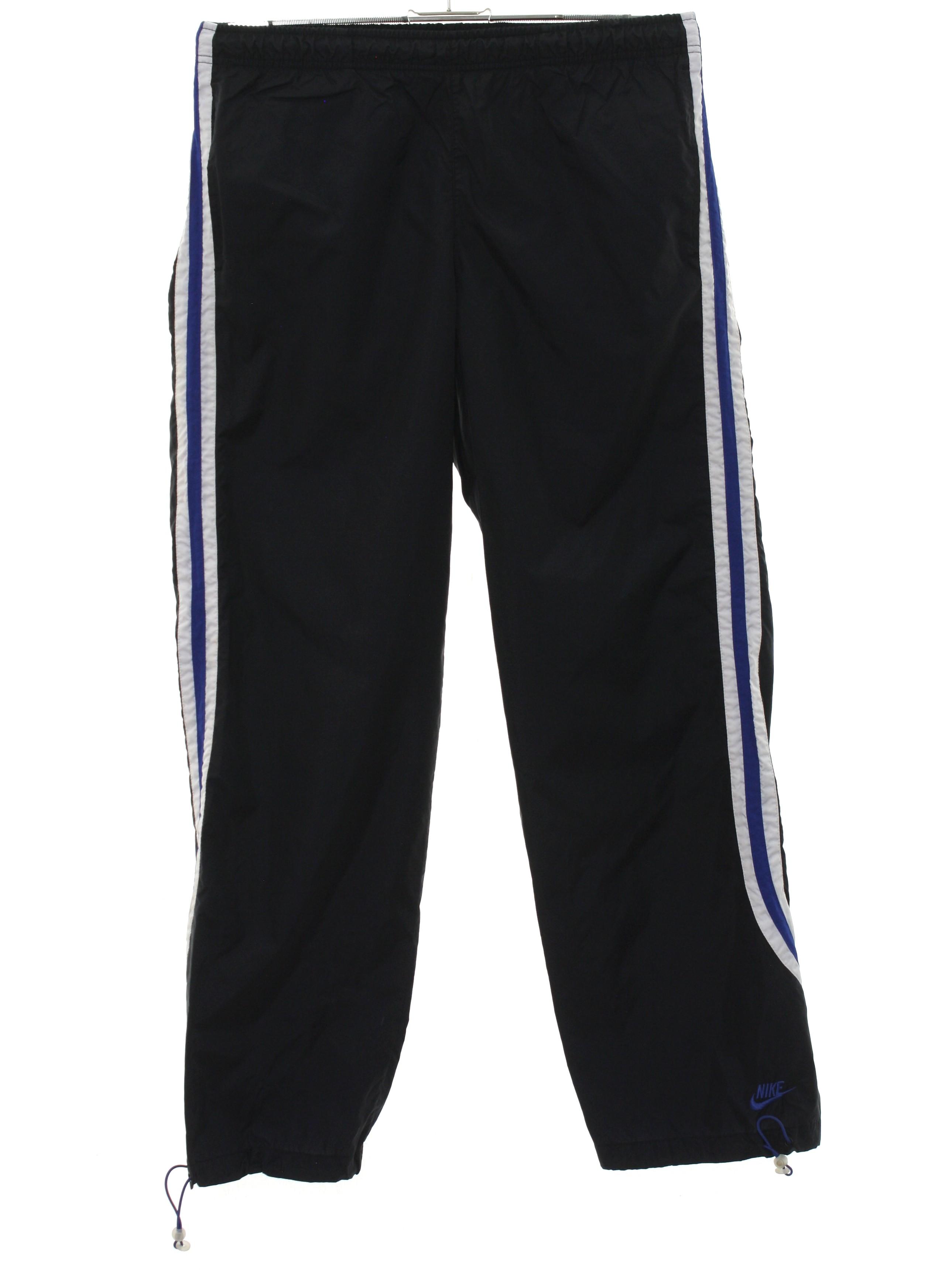 d86f525d005d5 1990's Nike Mens Baggy Track Pants $18.00 Not in stock. Item No. 342112