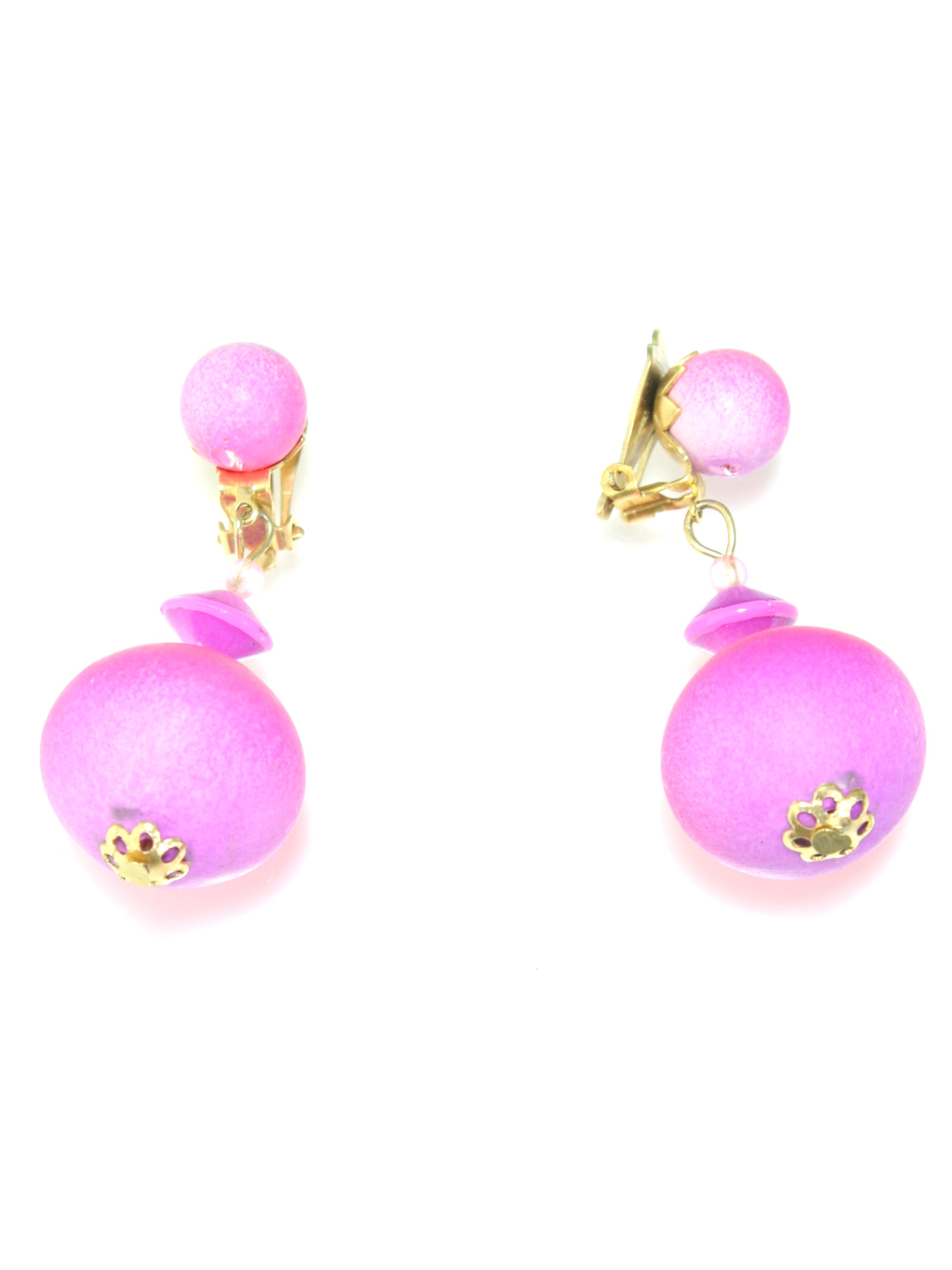 1960 S Made In Hong Kong Womens Jewelry Mod Clip On Earrings 12 00 Stock Item No 342873 N1022