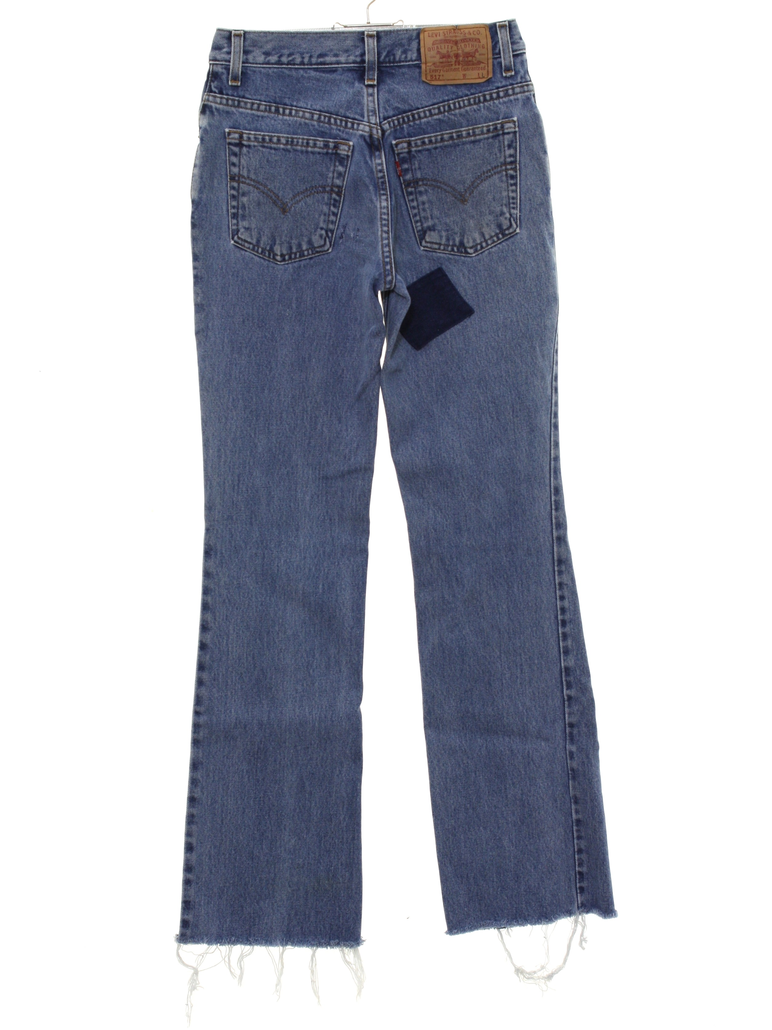 0501092c1690bf 1970's Flared Pants / Flares (Levis 517): 70s style (made in 90s ...