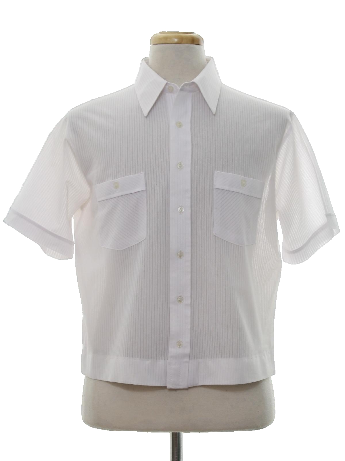 Retro 1960 S Shirt Haband 60s Style Made In 80s