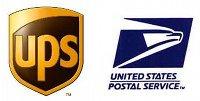 UPS and USPS
