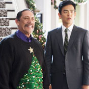 Danny Trejo in A Very Harold and Kumar Christmas