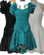 Vintage Prom & Cocktail Dresses
