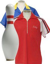 Mens Vintage 1970s Bowling Shirts