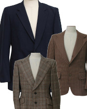 Men's Vintage Disco Jackets