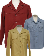 Men's Vintage Leisure Jackets