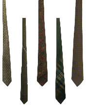 Rockabilly Ties