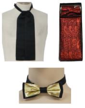 Tuxedo Ties
