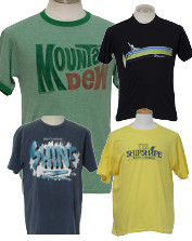Mens Totally 80s T-Shirts