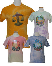 Mens Vintage Zodiac Sign T-Shirts
