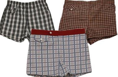 1960's Men's Vintage Shorts