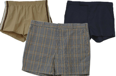 1970s Vintage Shorts for men