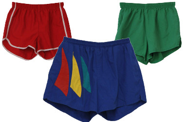 1980s Vintage Shorts for men