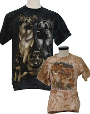 Vintage Womens Animal T-Shirts
