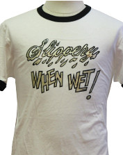 Vintage Womens Cheesy T-Shirts