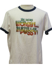 Vintage Womens Tasteless T-Shirts
