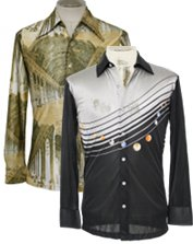 Kennington Vintage Disco Shirts