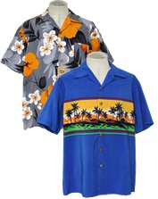 Kennignton Vintage Hawaiian Shirts