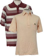70s Mens Polo Shirts