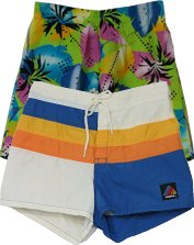 Men's Totally 80's Shorts