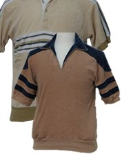 Mens Terry Cloth Shirts