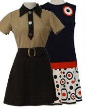 Vintage Mod Dresses