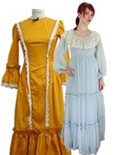 Vintage Prairie Dresses