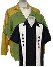 Mens Vintage Sport Shirts