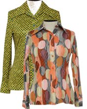 Womens Disco Shirts