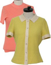 Womens Knit Shirts