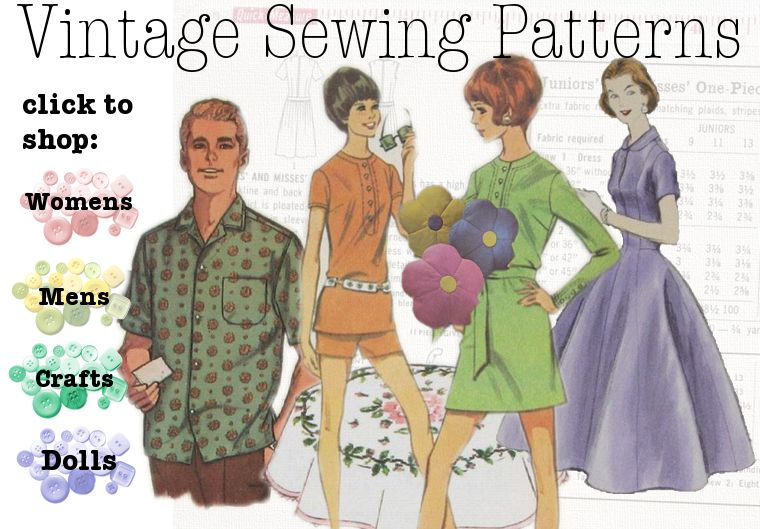 map featured patterns Style Sewing Patterns